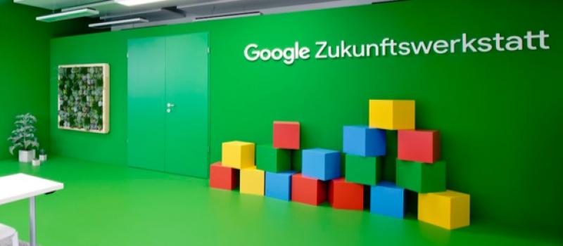 Das Rahmenprogramm vom Karrieretag Freiburg 2019 mit einem Vortrag der Google Zukunftswerkstatt
