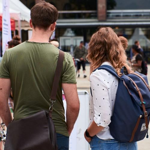 Der Karrieretag Freiburg für die Besucher